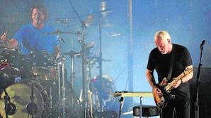 Pink Floyd resucita en Pompeya