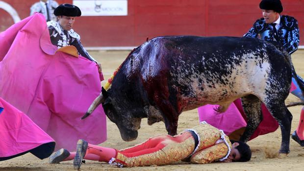 Cornada mortal a Víctor Barrio en Teruel
