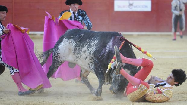 El torero segoviano de 29 años Víctor Barrio ha fallecido esta tarde en la plaza de toros de Teruel
