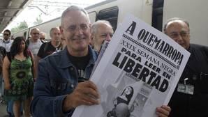El «Tren Negro» lleva a Gijón la fiesta de la literatura