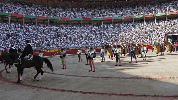 Minuto de silencio en homenaje a Curro Díaz