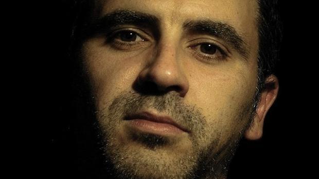 El autor argentino Marcelo Luján