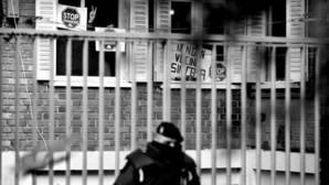 Imagen de la serie «Víctimas de los desahucios», con la que Olmo Calvo ganó el XVI Premio Internacional de Fotografía Humanitaria Luis Valtueña