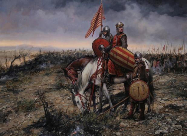 La documentada visión del rey aragonés en los momentos previos a la batalla decisiva contra los Almohades