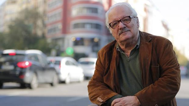 Javier Reverte, autor de «Un verano chino. Viaje a un país sin pasado»