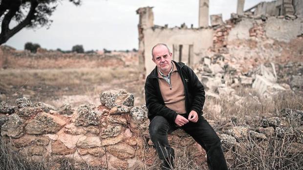 José Manuel Navia en Villatobas, pueblo de Toledo y quijotesco destino
