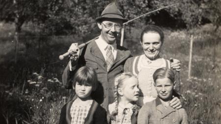 La familia Himmler