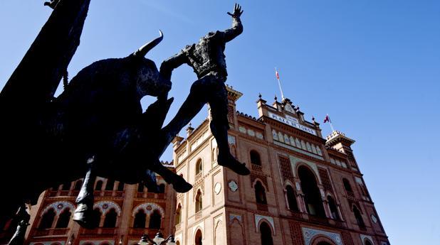 Plaza de Las Ventas de Madrid