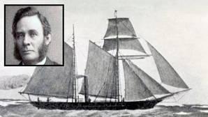 Encuentran un barco inglés de 1878 hundido en el río Yenisei, el más largo de los que fluyen por Siberia