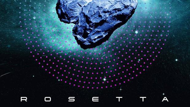 Carátula del disco «Rosetta» de Vangelis
