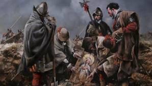 Cuando Dios heló las aguas para salvar a un Tercio español, desde la perspectiva de Ferrer-Dalmau