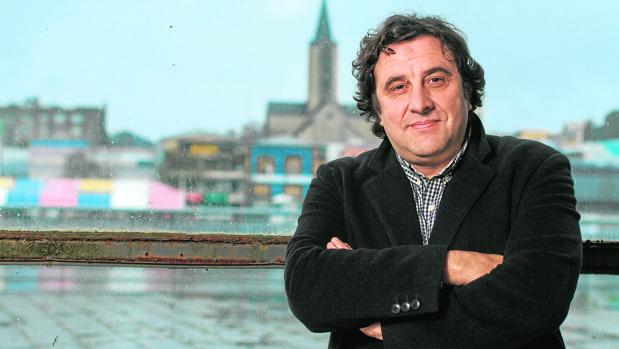 Vicente Serrano Marín, autor de «Fraudebook»