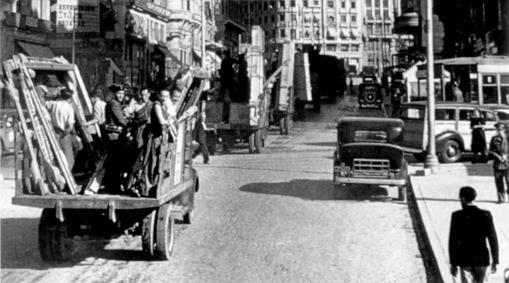 Obras retornadas a Madrid en 1939