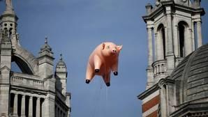 Los «restos mortales» de Pink Floyd llegarán a Londres