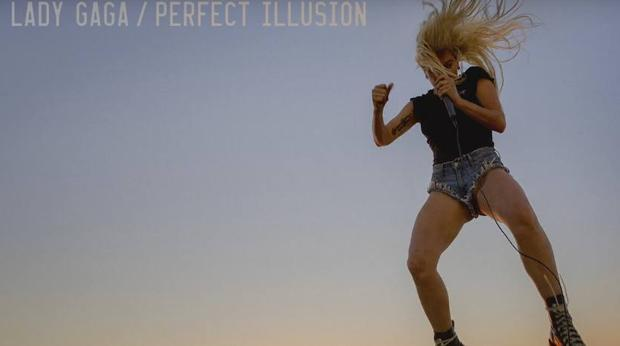 Hemeroteca: Lady Gaga estrena su nueva canción, «Pefect Illusion» | Autor del artículo: Finanzas.com