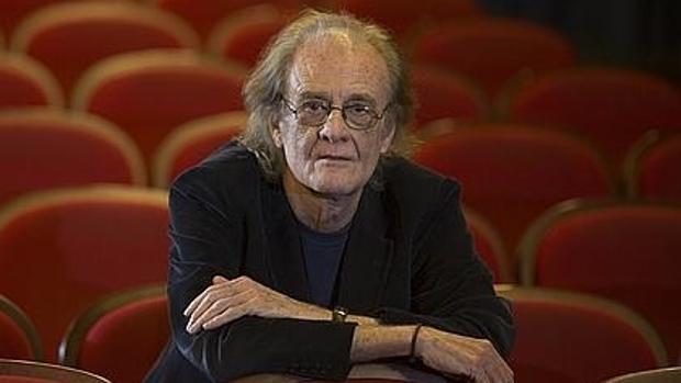 Luis Eduardo Aute, en el Cine Doré