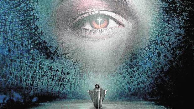 Espectacular escenografía de La Fura dels Baus para «Norma»
