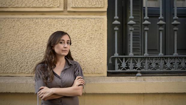 Elvira Navarro, autora de «Los últimos días de Adelaida García Morales»