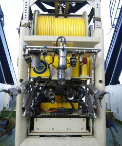 El ROV Liropus 2000, del IEO