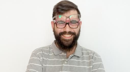 El «selfie» de Rafael Jiménez para «Darán que Hablar»