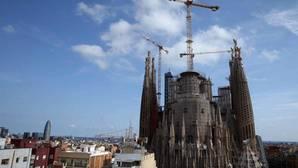 La Sagrada Familia cambiará el «skyline» de Barcelona en 2026