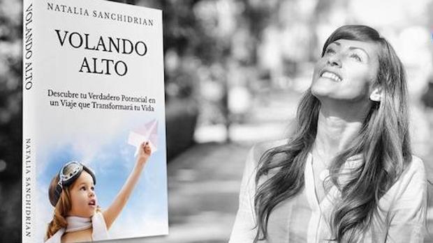 """Resultado de imagen de """"VOLANDO ALTO"""" de Natalia Sanchidrián"""