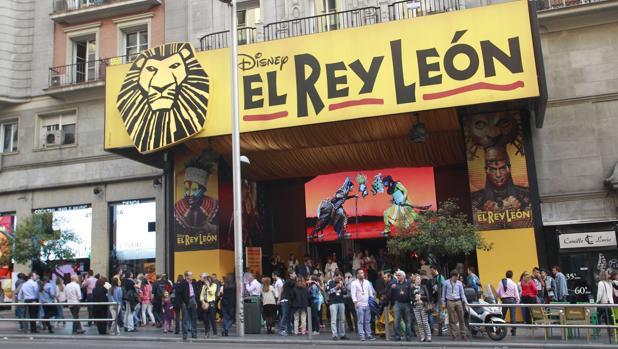 Stage confirma la adquisici n de los teatros lope de vega y coliseum en madrid - Teatro coliseum madrid interior ...