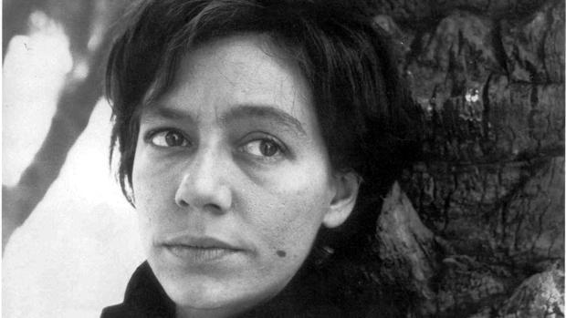 La poeta argentina Alejandra Pizarnik