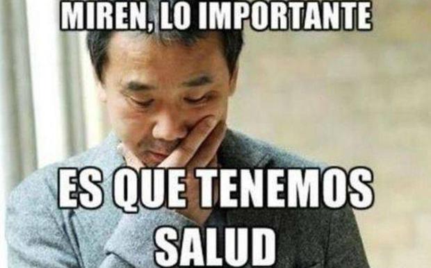 Twitter:  La controvertida elección del Nobel de Literatura convierte a Haruki Murakami en el nuevo DiCaprio