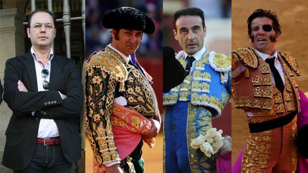 Matilla, Morante, Ponce y Padilla