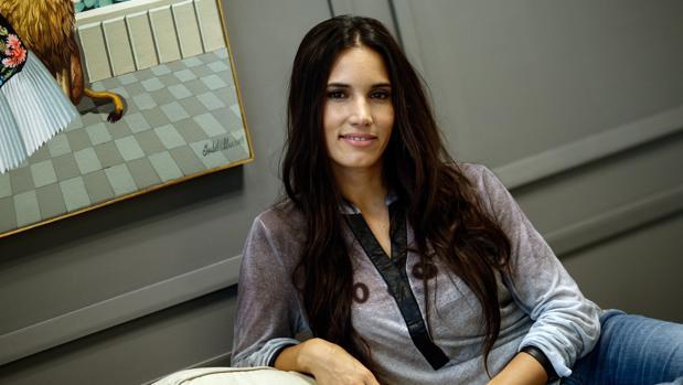La cantante India Martínez, durante su entrevista con ABC