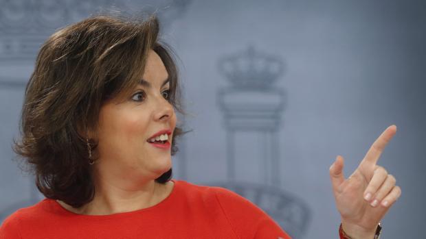 Soraya Sáenz de Santa María