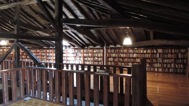 Biblioteca de Bernardo Atxaga