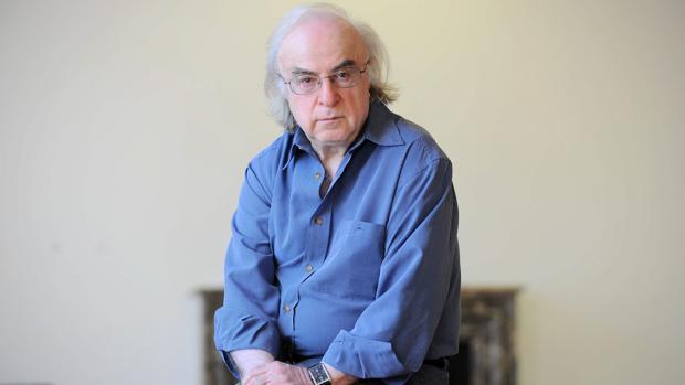 El escritor Norman Manea, fotografiado en una de sus últimas visitas a España