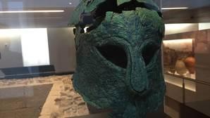 El enigma del gran guerrero griego que fue enterrado en Málaga en tiempos de los fenicios