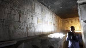 Los tesoros del Antiguo Egipto más difíciles de ver