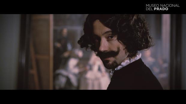 Un actor se mete en la piel de Velázquez