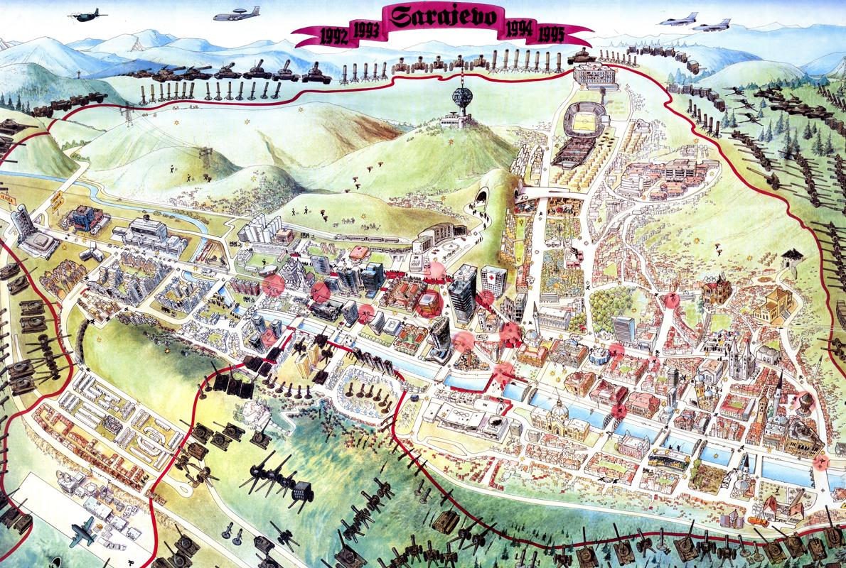 La Historia Del Siglo Xx A Traves De Sus Mapas