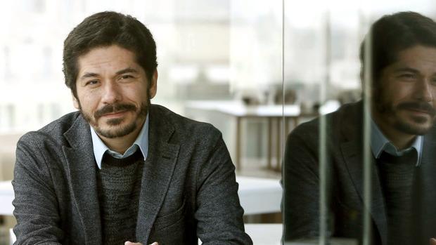 El escritor mexicano Juan Pablo Villalobos