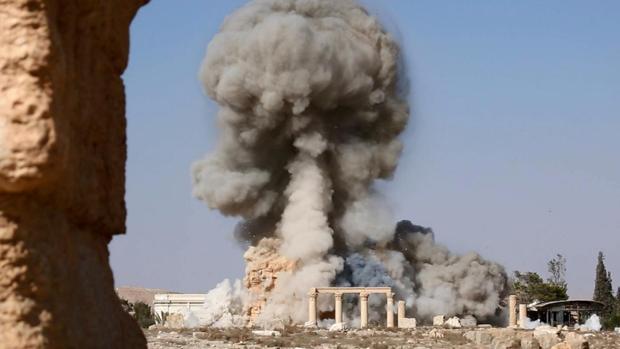 Daesh destruyó en Palmira templos y asesinó a los arqueólogos
