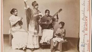 La historia del flamenco cobra vida en la Biblioteca Nacional