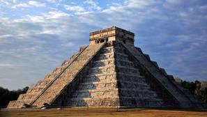 Una pirámide oculta en Chichén Itzá
