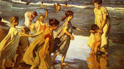 «Verano» (1904), de Sorolla