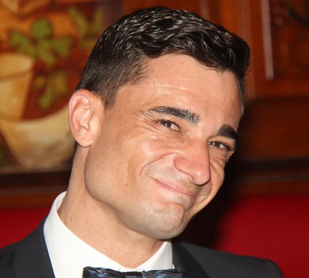 Paco Ureña, en el Club Taurino de París