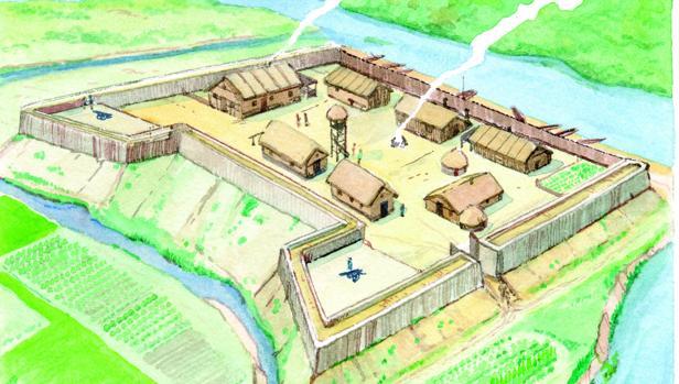 El fuerte de Santa Teresa de Mosé