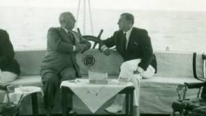 Yate Azor: la reunión en la que Franco puso fin al exilio de la monarquía española