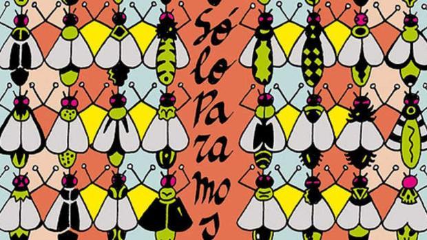 Una de las ilustraciones de Micharmut