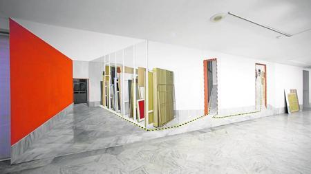 «Almacén» (2016), de Gloria Marín