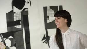 Abigail Lazkoz conecta a Miró y Ramón Gómez de la Serna