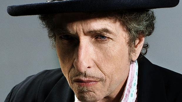Bob Dylan en una imagen de archivo